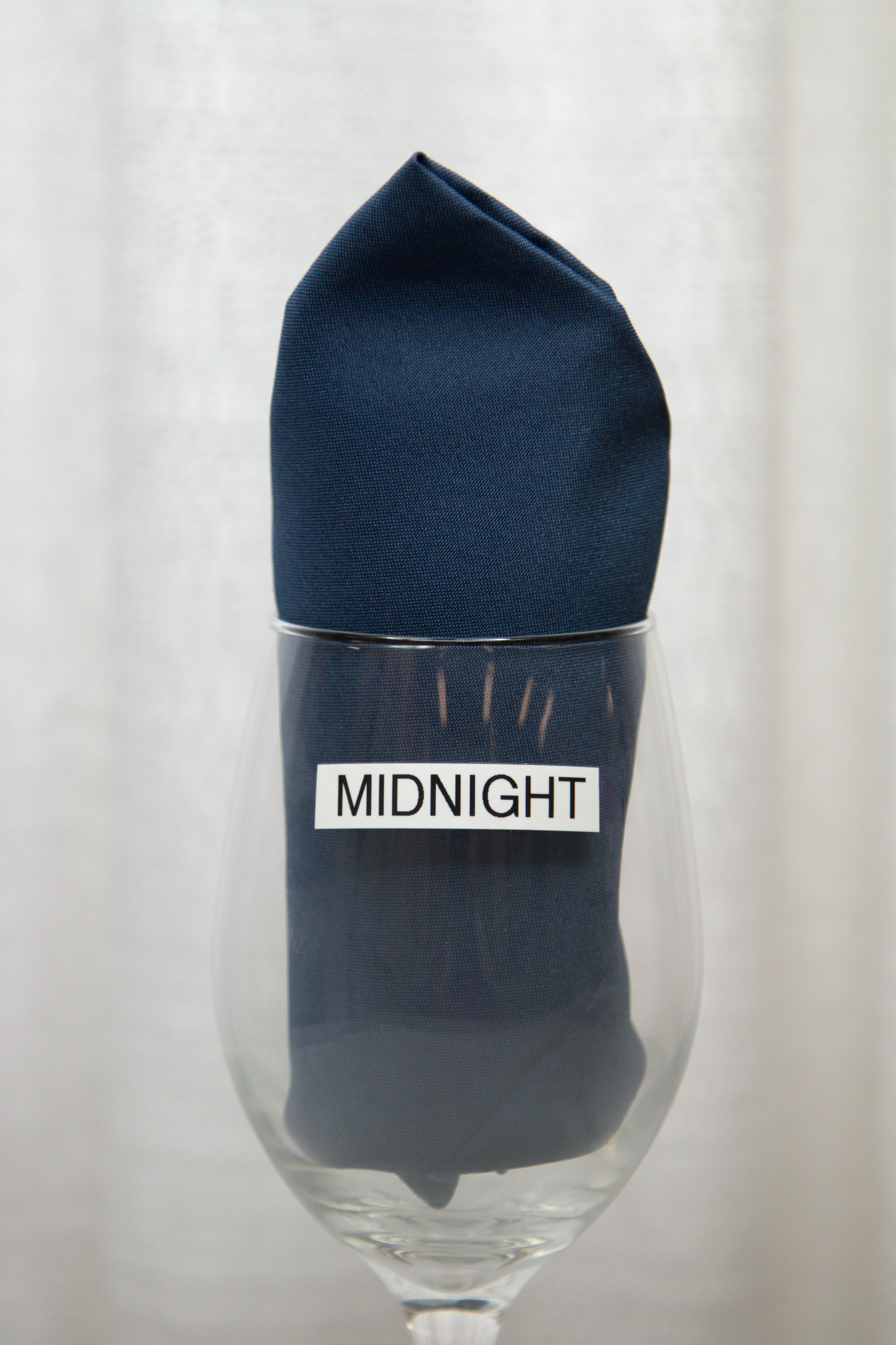Midnight Linen