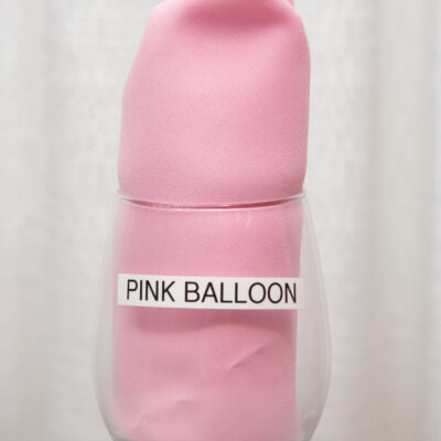 Pink Balloon Linen
