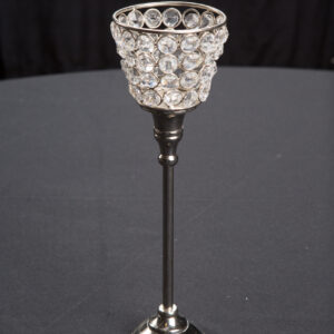 Simple Crystal Candlestick