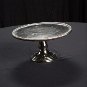 Twisted Metal Cake Stand