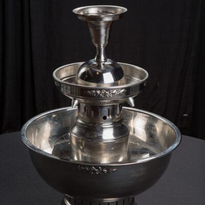 Silver Drink Fountain