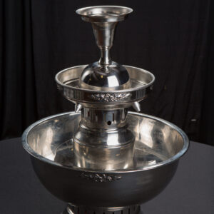 Silver Drink Fountain