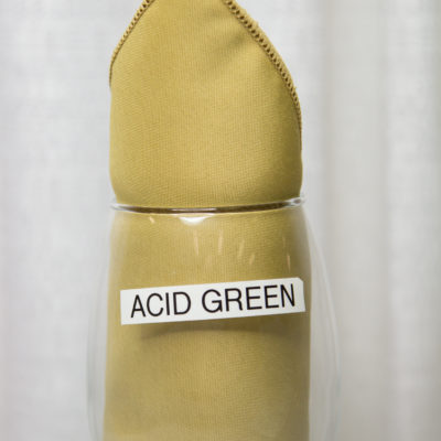 Acid Green Linen