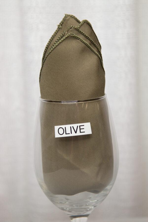Olive Linen