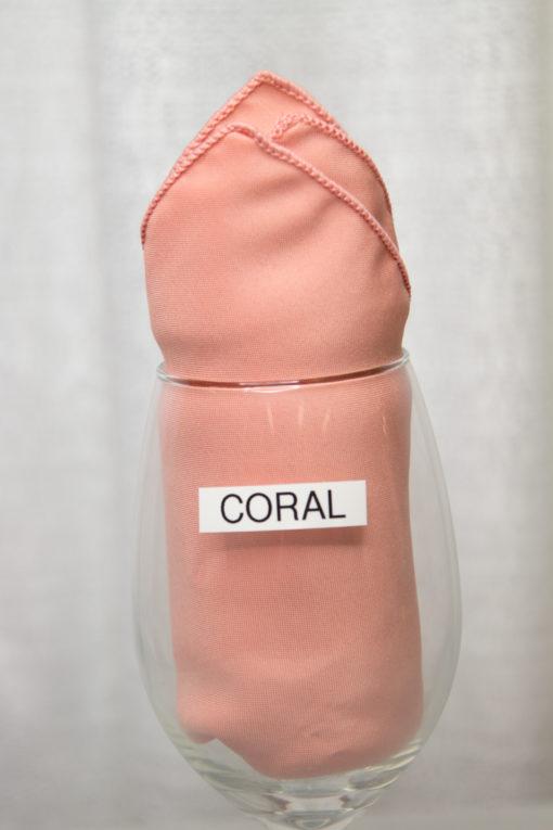 Coral Linen