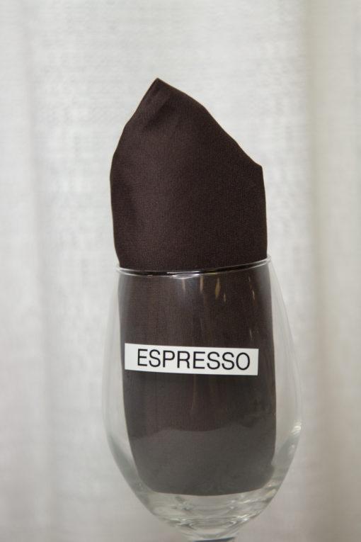 Espresso Linen