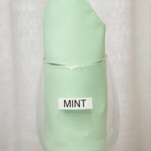 Mint Linen