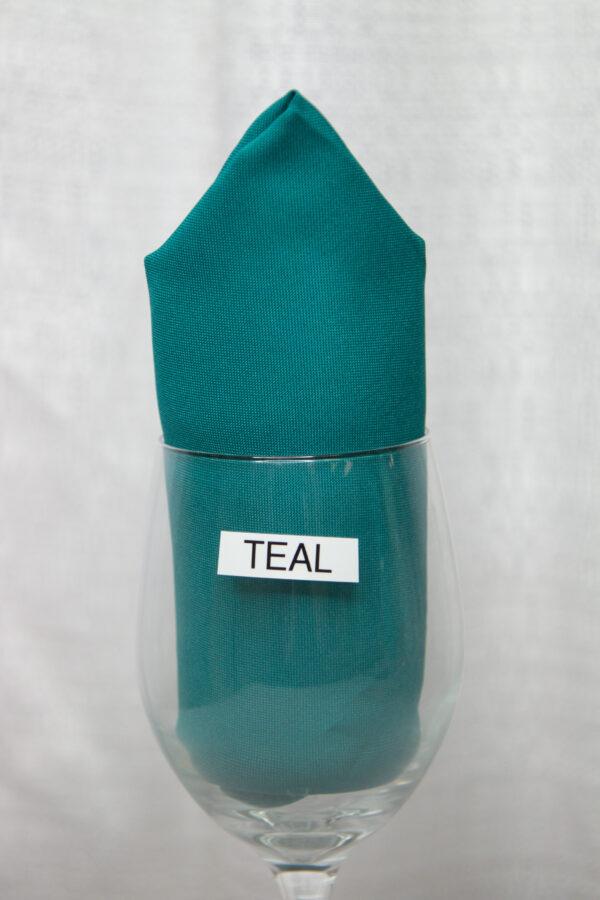 Teal Linen