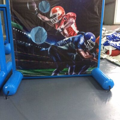 Football Toss Inflatable Rental