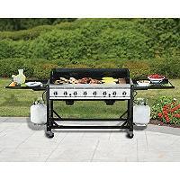 8 Burner Gas Grill