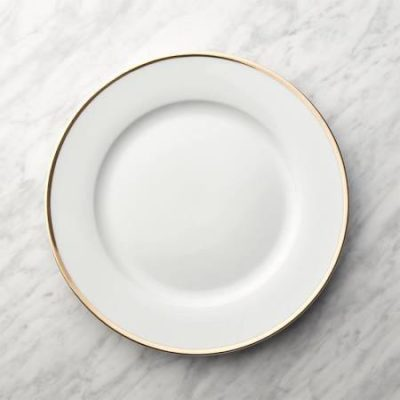 White China w/ Gold