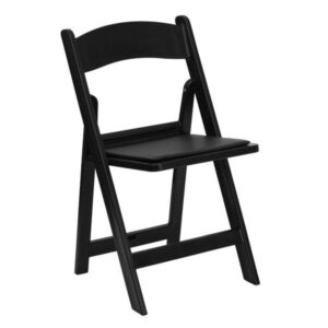 Black Chair Rental