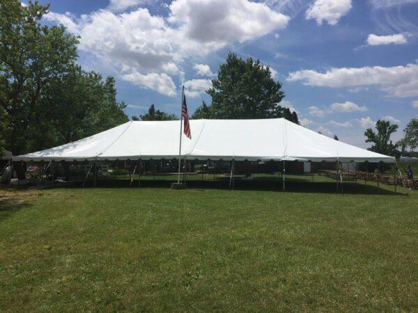 40' x 80' Pole Tent