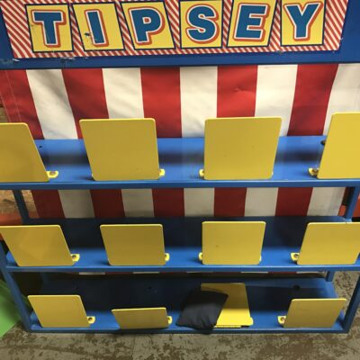 tipsey knock down rental