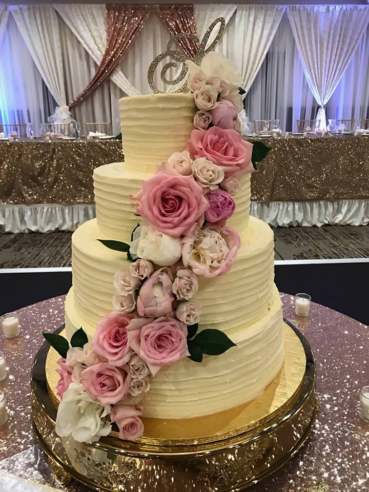 rent wedding cake gold wedding cake stand rental rentals corporate 19200