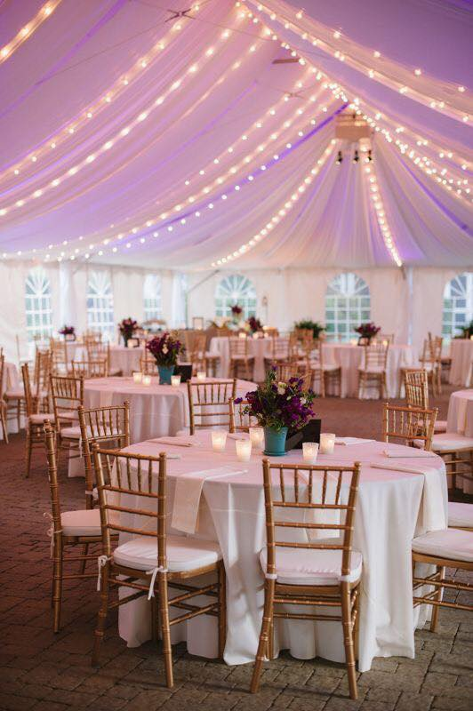 Wedding Tent Light Rentals