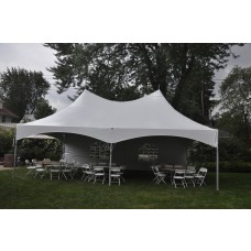 20 x 30 High Peak Frame Tent Rental