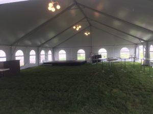 40 wide tent rentals