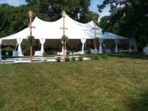 Sail Cloth Tent Rental Cincinnati