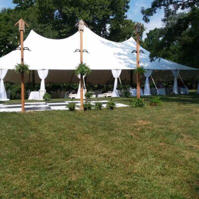 Sail Cloth Tent Rental Cincinnati