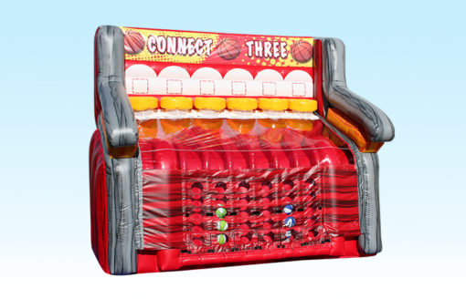 Connect 4 Basketball Challenge Rental