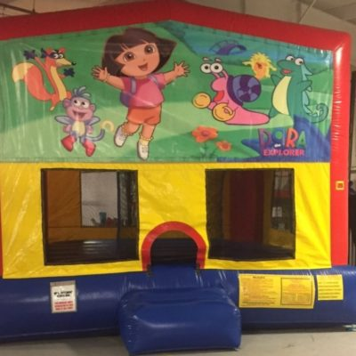 Dora the explorer bounce house rental