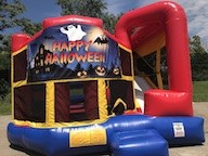 Halloween Bounce House Rental