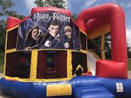 Harry Potter Inflatable Bounce House Rental