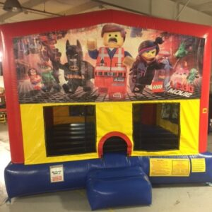 Lego Bounce House Rental