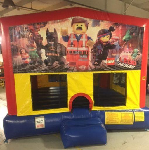 Lego Bounce House Rental