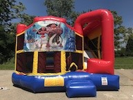Moana Bounce House Rental