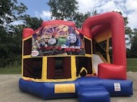 Thomas the Train Combo Bounce House Rental