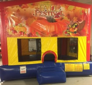 fall festival bounce house rental