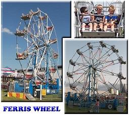 Ferris Wheel Rentals