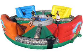 hungry hippos inflatable rental Cincinnati Dayton Oh