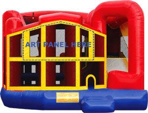 module 5 in 1 bounce house rental