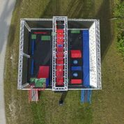 ninja warrior run rental Cincinnati and Dayton Ohio