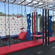 ninja warrior run rental Cincinnati and Dayton Oh