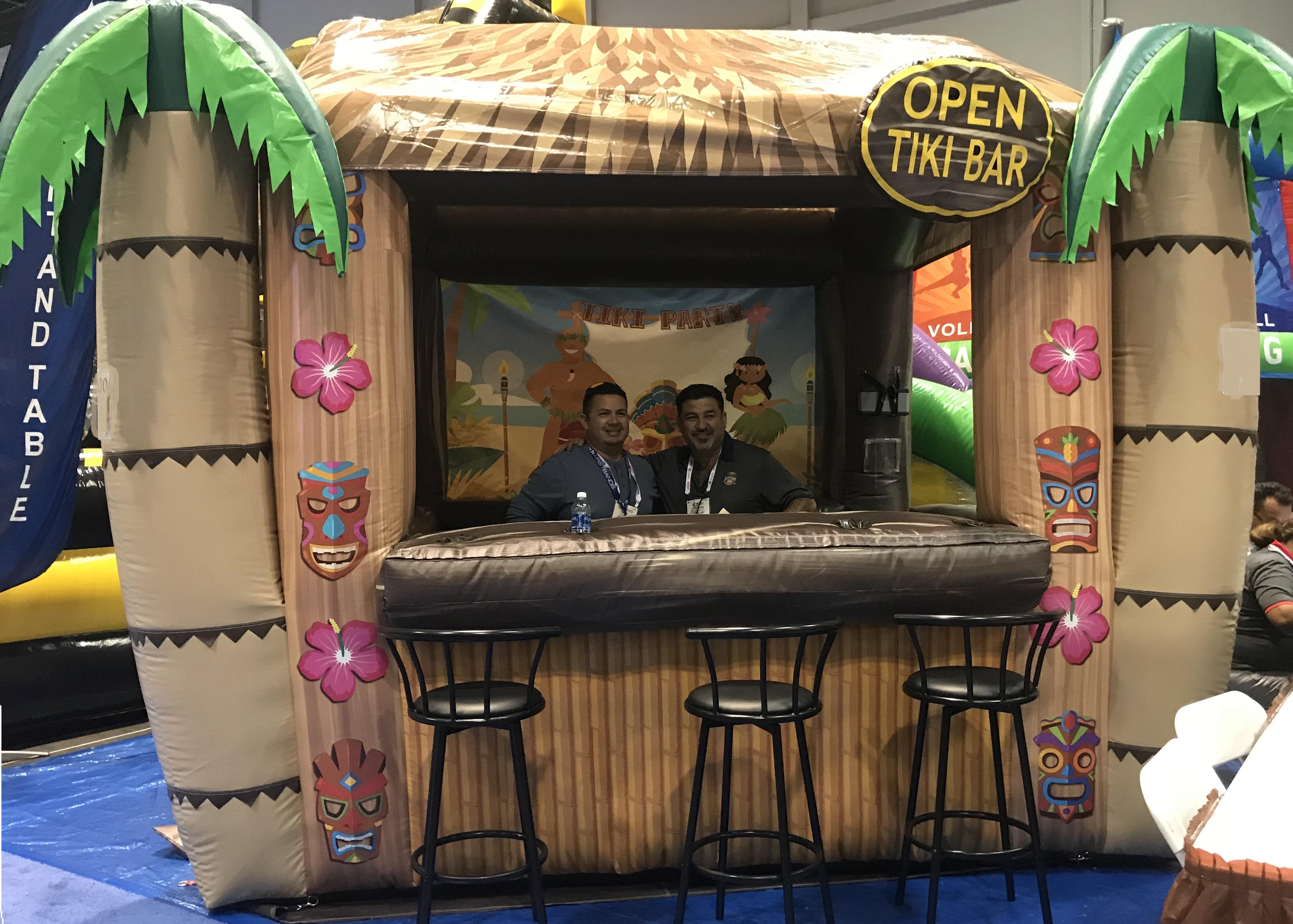 Inflatable Tiki Bar Rental A Amp S Party Rental Cincinnati Oh