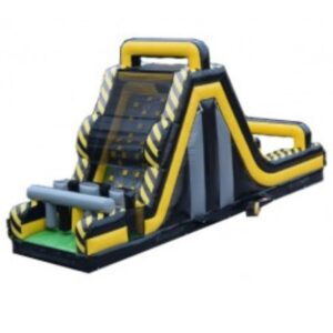 Toxic Rush Inflatable Climb and Slide rental