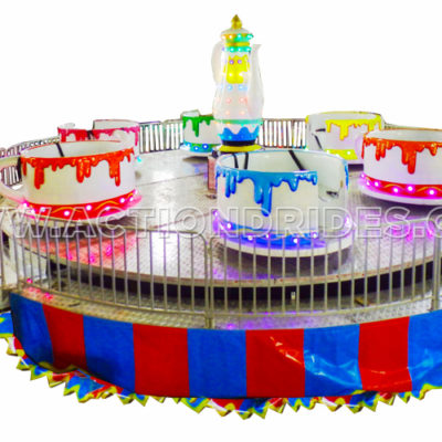 Tea Cup Amusement Ride Rental