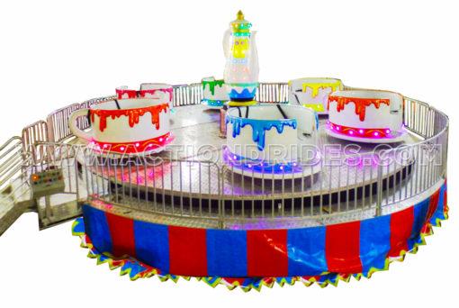 Tea Cup Amusement Ride Rental