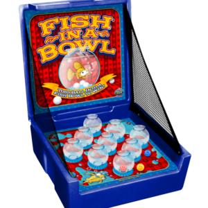 Fish Bowl Carnival Game Rental