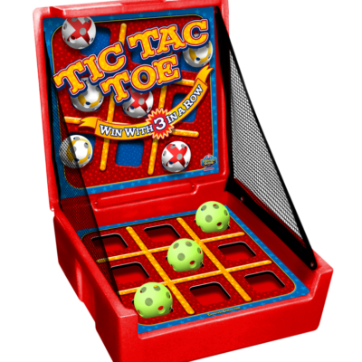 Tic Tac Toe Carnival Game Rental
