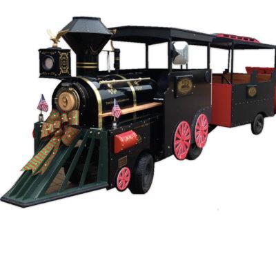 train rental