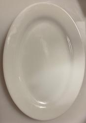 18 Inch Oval Serving Platter
