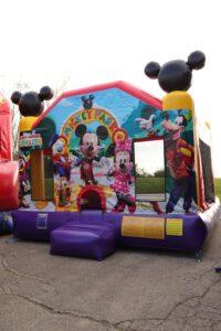 Mickey Bounce House