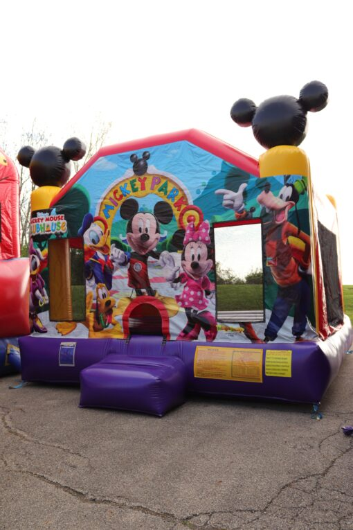 Mickey Bounce House