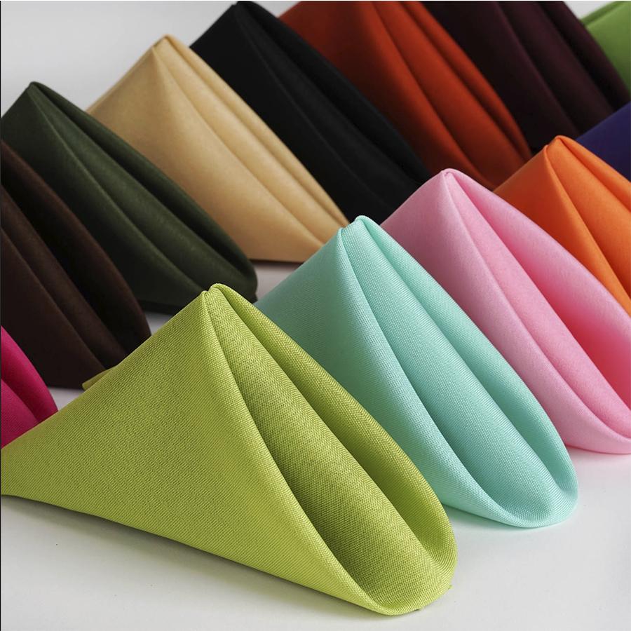 Brick Polyester Linen