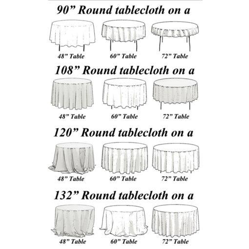 Plum Polyester Linen